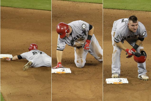 Angels slugger Mike Trout out for 6-8 weeks after successful ligament surgery on injured thumb
