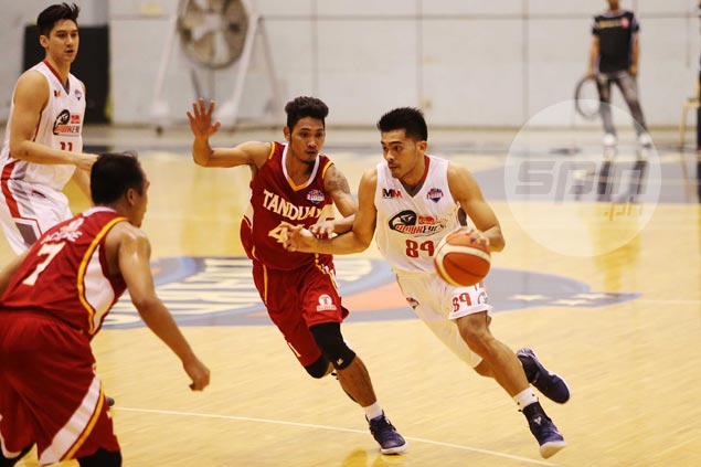 Cignal bounces back strong, vents ire on Tanduay with 26-point drubbing in D-League