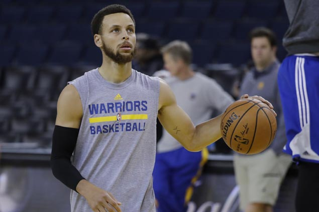 As he takes a step back for KD, less attention may do Steph Curry a world of good