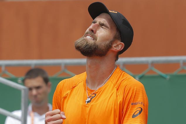 Nadal, Djokovic cruise but grieving Steve Johnson takes spotlight in emotional French Open win