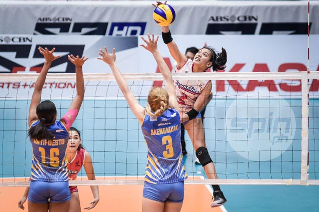 Alyssa Valdez hoping longer route to PVL semis a blessing in disguise for Creamline