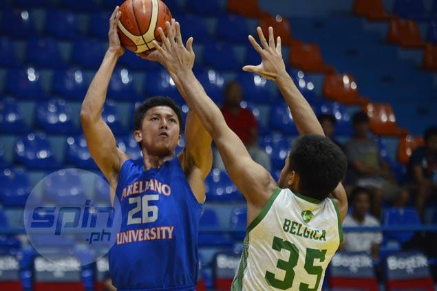 Arellano picks up second win despite sloppy play, turns back fellow struggler St. Benilde