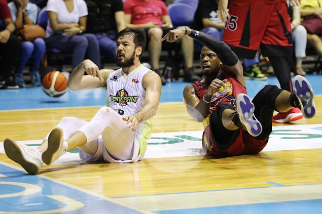 San Miguel scarier as Charles Rhodes finally gets adjusted to PBA officiating