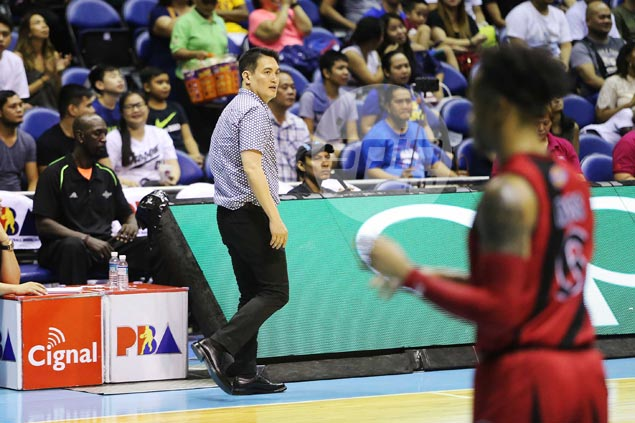 GlobalPort has one final shot at quarterfinal berth - and Pumaren vows to make it count