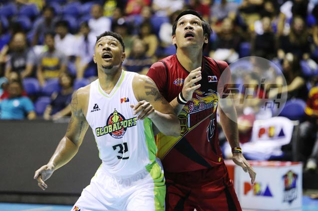June Mar Fajardo treats rare off-the-bench role as calm before the storm