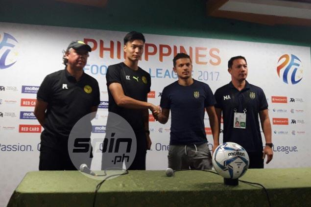 Global dedicates 'Visayas derby' vs Ceres to victims of Marawi siege, Resorts World attack