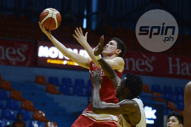 Bolick takes charge late as San Beda evades upset ax in comeback OT win vs Perpetual