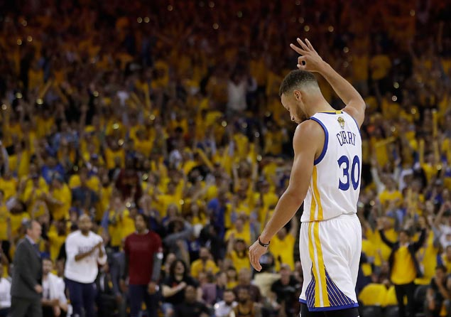 Durant, Warriors much too good for Cavs in Game 1: 'They're the best I've ever seen'