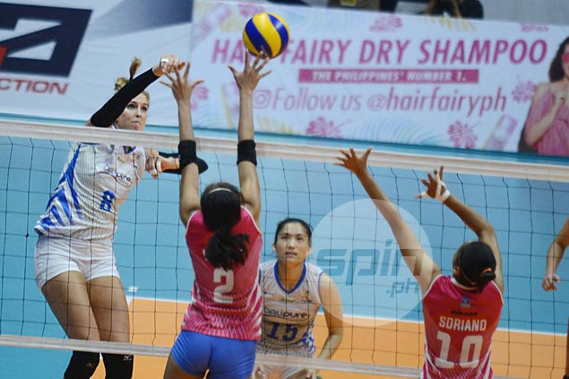 Balipure closes in on PVL finals with four-set win over Creamline