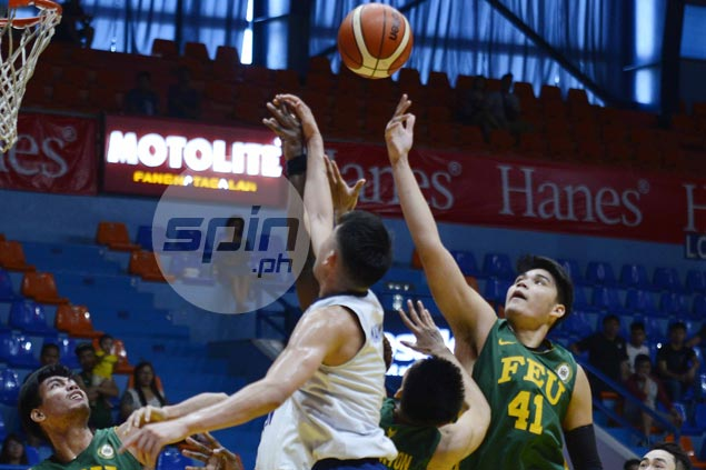 Arvin Tolentino shows way as FEU Tamaraws get back on track with win over Adamson Falcons