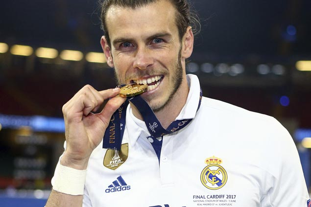 Wales star Gareth Bale ends season on good note with Champions League triumph at home