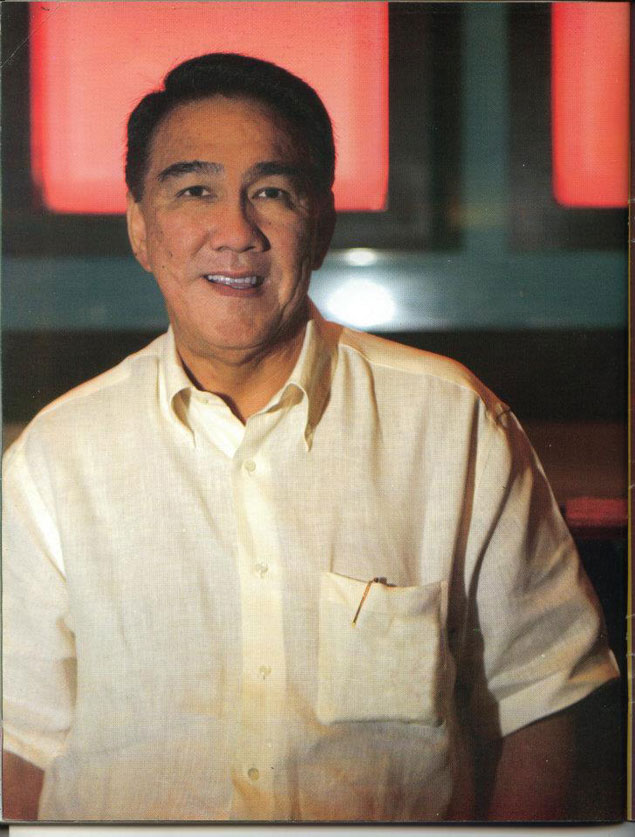 Bobong Velez, man who elevated PBA's TV coverage to new heights, dies aged 71
