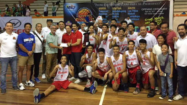 Marikina scores thrilling win over Paranaque to clinch inaugural MBT championship