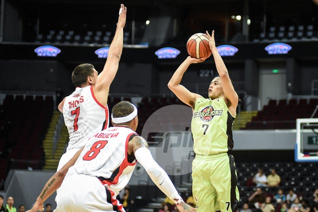 Terrence Romeo clutch in endgame as GlobalPort boots out Alaska in playoff thriller