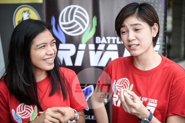 Alyssa Valdez thrilled to team up with former rivals in national team to SEA Games