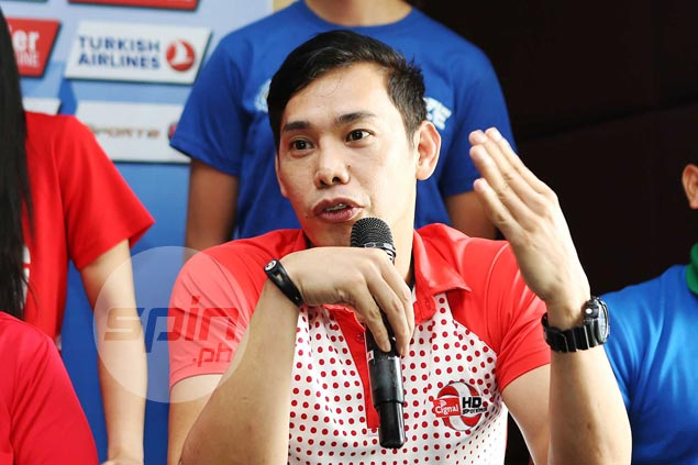 New Lady Tams coach George Pascua unfazed by FEU owner's high expectations