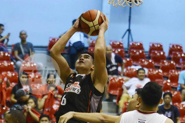 Cignal new boy Raymar Jose earns praise from coach Boyet Fernandez