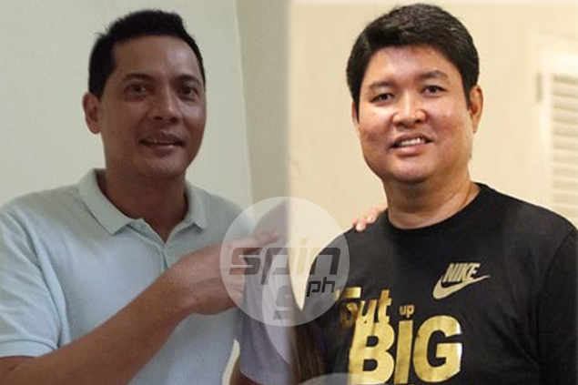 Gerry Esplana, Bobby Jose to join Boy Sablan's staff at UST as assistants, say sources