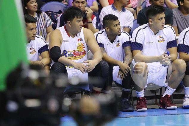 Caloy Garcia resists urge to use 'ailing' Maverick Ahanmisi, sticks to team policy