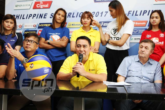 Ramil de Jesus sees tough road ahead for F2 Logistics in PSL All-Filipino title defense