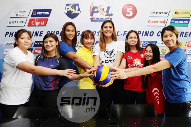 PSL takes pride in growth as league-record eight teams battle for All-Filipino crown