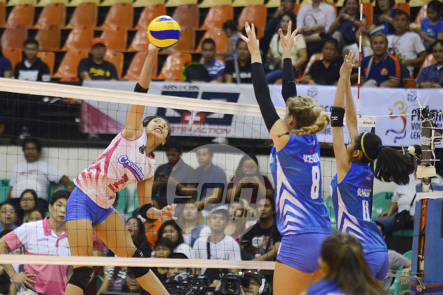 Creamline survives five-set battle royale, drags BaliPure into sudded-death PVL match