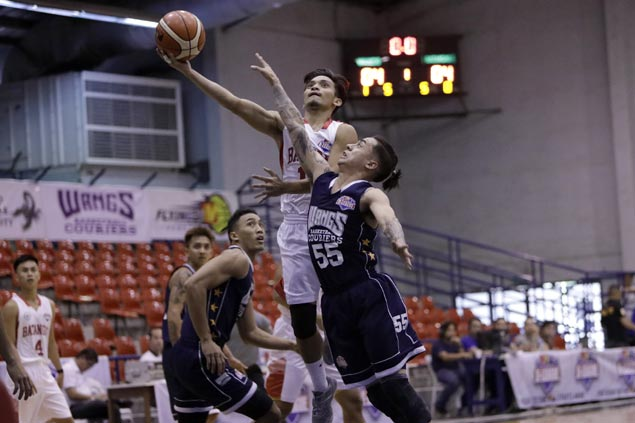 Cedric de Joya hits game-winner as Batangas makes it back-to-back wins with squeaker vs Wangs