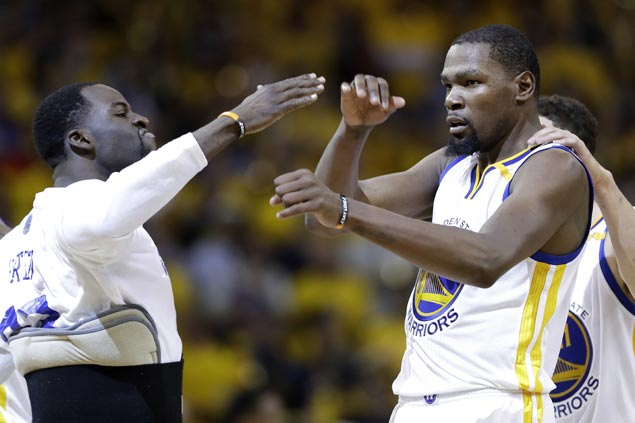 Kevin Durant takes pride in 'underrated' defense as he leaves huge imprint on Finals