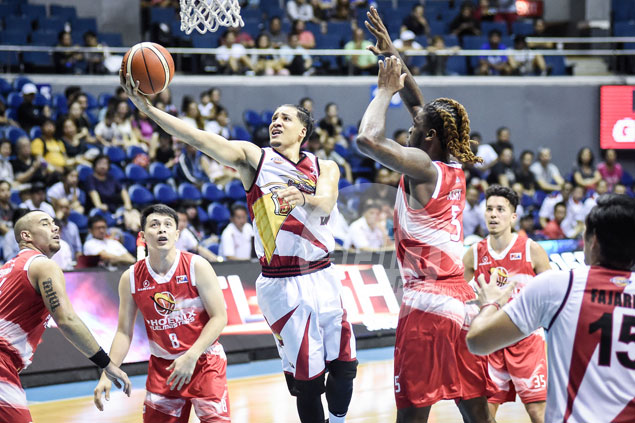 Marcio Lassiter expects nothing to come easy against either Star or Rain or Shine