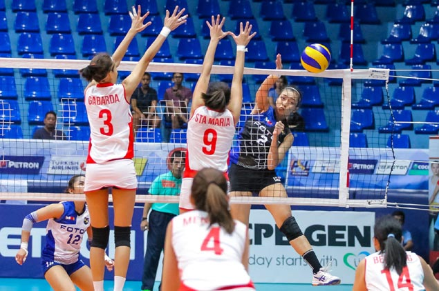 Foton turns back gallant stand from newcomer Cherrylume for winning start in PSL All-Filipino