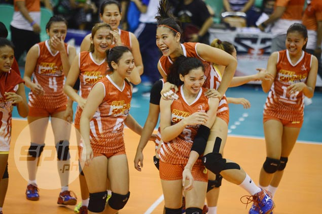 Power Smashers show grit in incredible comeback to stun Pocari and force semis decider