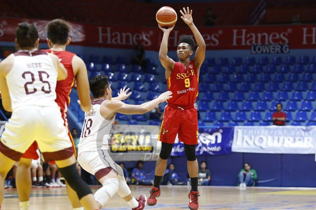 Stags stretch streak to six, secure spot in quarters with big win over UP Maroons