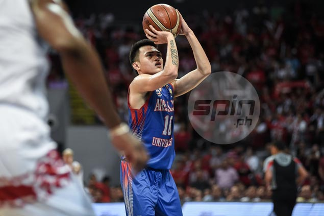 Arellano Chiefs stay in hunt for quarterfinal spot with victory over hapless Mapua Cardinals