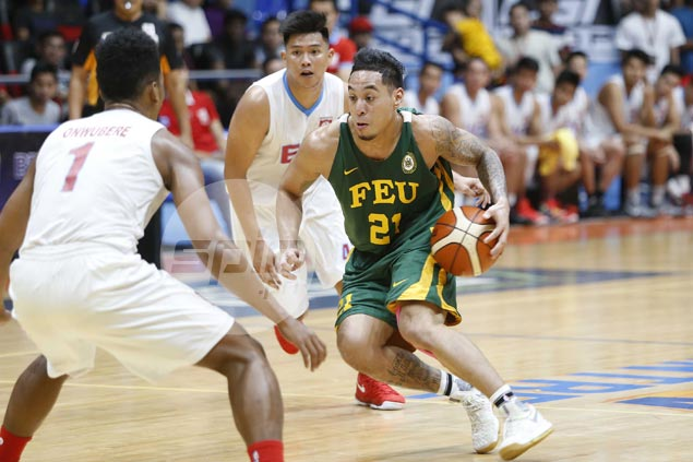 Tamaraws defeat Generals to gain share of group lead with Stags