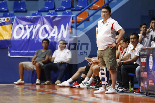 Injury bug hits UE Red Warriors - and it had nothing to do with the players