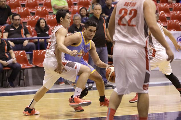 Marinerong Pilipino scores first D-League win at expense of fancied Cignal