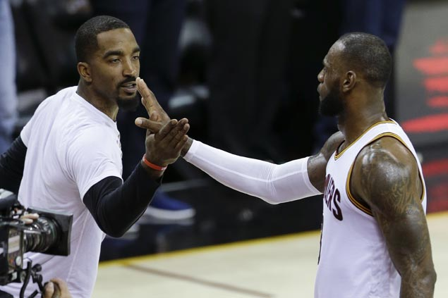 JR Smith disowns 'Cavs in 7' tweet, but believes Cavs can pull off miracle comeback