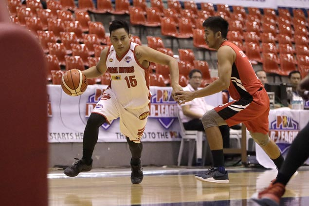 Ruthless Racal eats Zark's Burger alive with historic 50-point drubbing in D-League
