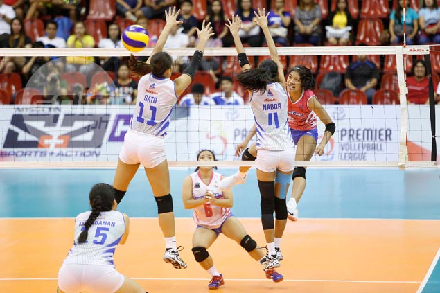 Alyssa Valdez says lessons learned in PVL debut will go a long way for Creamline