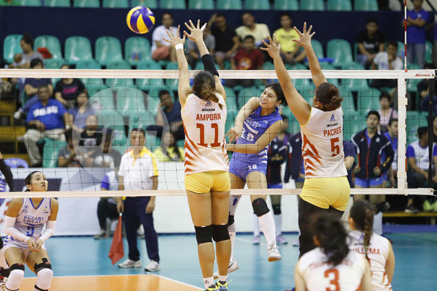 Pocari Sweat makes it to third successive PVL finals after emphatic win over Power Smashers