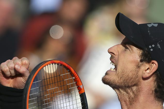 World No. 1 Andy Murray the odd one out in Roland Garros semifinals