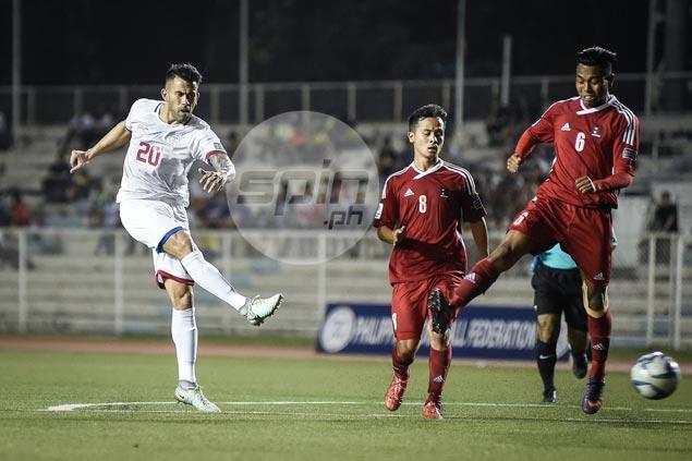 Balot Doctora,Javier Patino, Ace Villanueva called up as Azkals injury woes mount