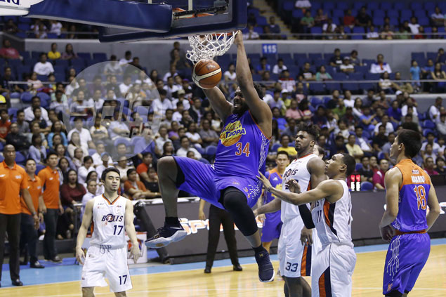 Racela admits elims losses to Ginebra, Star prompted TNT to bring in hulking Smith