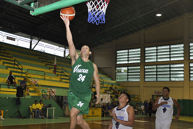 Vescon downs RCR in opener of Cebu City Mayors Cup basketball tourney