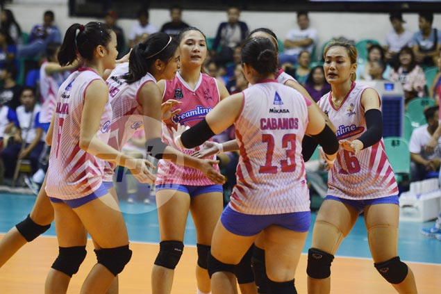 Alyssa Valdez determined to salvage bronze for young Creamline squad and hardworking imports