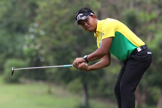 Zanieboy Gialon wins by six strokes at Calatagan to end three-year title drought