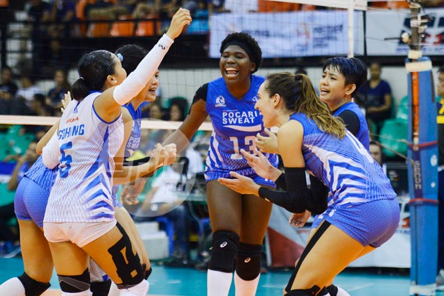 Pocari Sweat looks to complete sweep of BaliPure in PVL finals