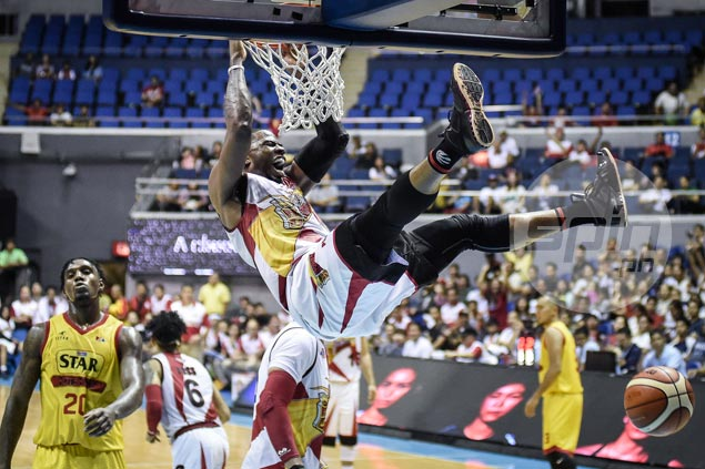 SMB import Charles Rhodes hoping twisted ankle won't be an issue come Game Two