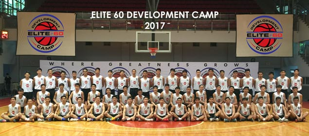 Calibo, Manaytay, Janao, Gozum shine in Elite 60 basketball development camp