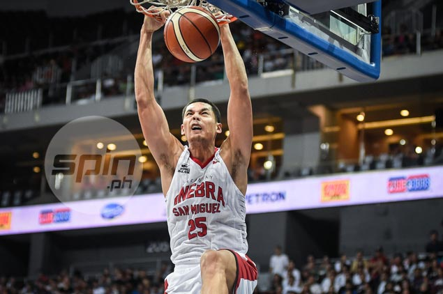 Aguilar admits Ginebra could use another big man like Slaughter vs 'Jumbotron' Smith